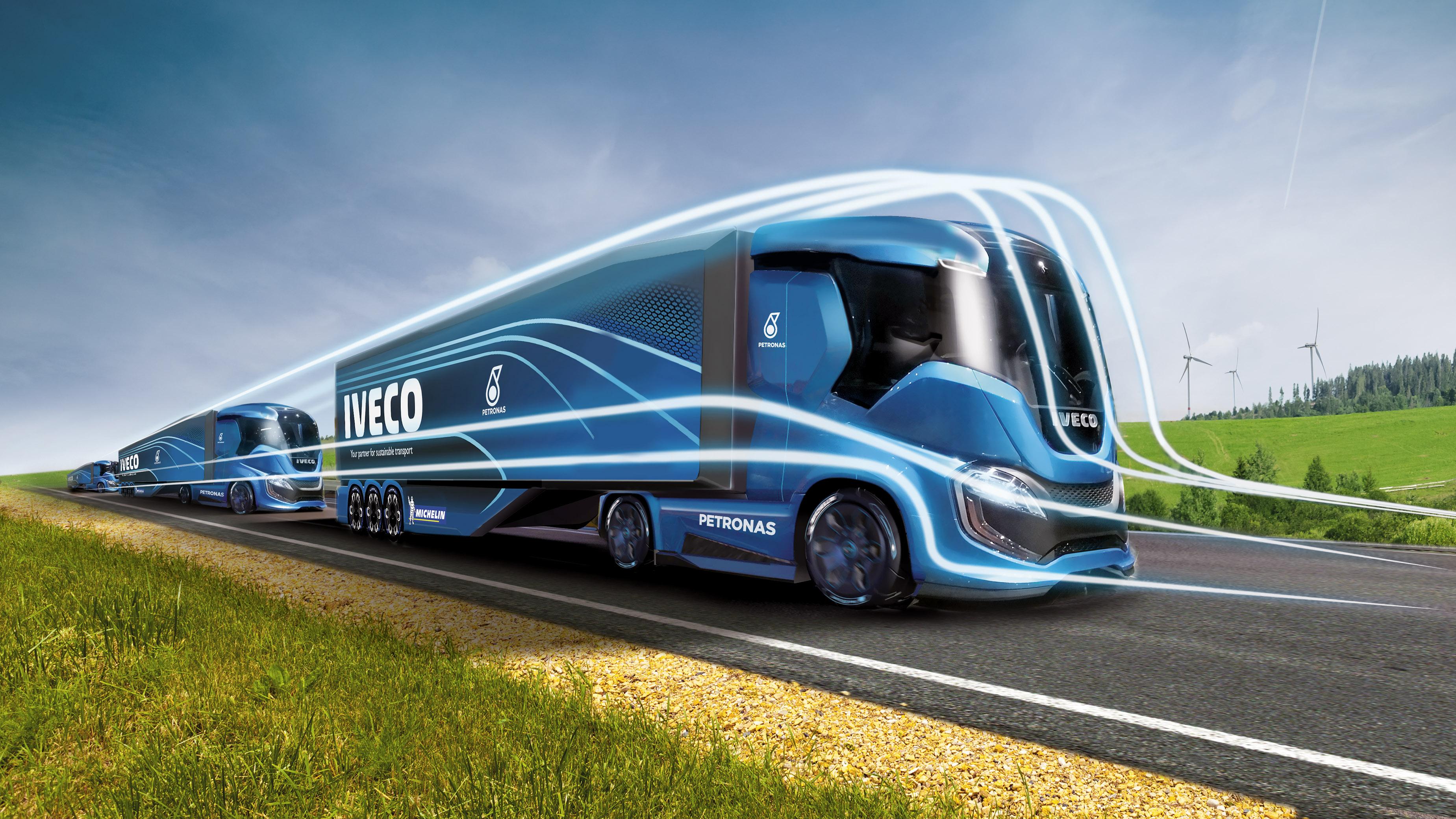 Iveco, IAA Ticari Araçlar 2016 Fuarında Z TRUCK konseptini tanıttı