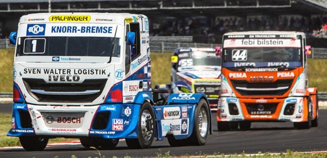 IVECO, 2019 FIA (Uluslararası Otomobil Federasyonu) Avrupa Kamyon Yarışı Şampiyonasında hem takımıyla hem de sürücüsüyle zaferini ilân etti